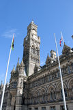 Bradford Town Hall4 Royalty Free Stock Image
