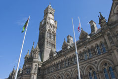 Bradford Town Hall5 Royalty Free Stock Photography
