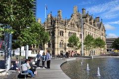 Bradford UK Royalty Free Stock Images