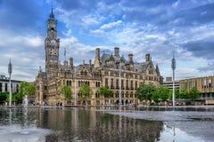 Bradford urząd miasta Obraz Stock