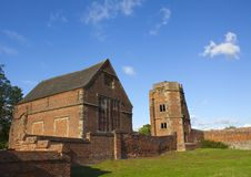 Bradgate House Chapel Royalty Free Stock Images