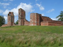 Bradgate House Ruins Royalty Free Stock Photos