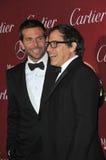 Bradley Cooper & David O russell immagini stock libere da diritti
