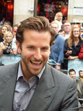 Bradley Cooper at A Team Premiere Stock Photo