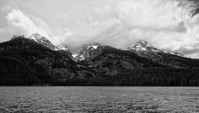 Bradley Lake royalty-vrije stock afbeelding