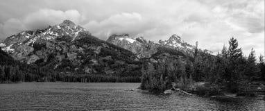 Taggart Lake royalty free stock photos