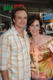 Bradley Whitford,Jane Kaczmarek Royalty Free Stock Image