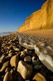 bradstock burton Dorset uk obraz stock