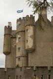 Braemar Castle στη Σκωτία Στοκ Φωτογραφία