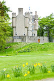 Braemar Castle Royalty Free Stock Photo