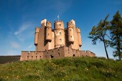 Braemar Castle, Aberdeenshire, Scotland Stock Images