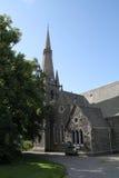 The braemar church Stock Image