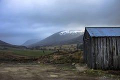 Braemar in Royal Deeside. Aberdeenshire, Scotland, UK stock photo