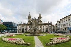 Braga Fotografia Stock Libera da Diritti