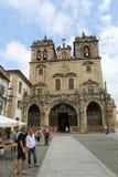 Braga Cathedral Royalty Free Stock Photo