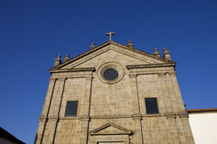 Braga Church Royalty Free Stock Image