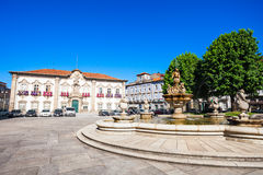 Braga City Hall Stock Images