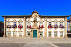 Braga City Hall Stock Photo