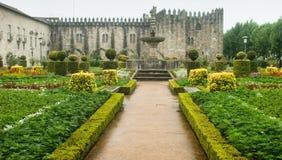 Braga Garden Royalty Free Stock Photos