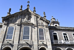 Braga Lapa Church Royalty Free Stock Images