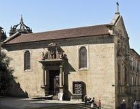 Braga Misericordia Church Royalty Free Stock Image