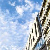 Braga ny stad Fotografering för Bildbyråer