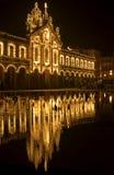 Braga por noche Foto de archivo