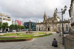 Braga Royalty Free Stock Images