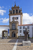 Braga, Portugal Kapelle Senhora DA Torre Lizenzfreie Stockfotografie