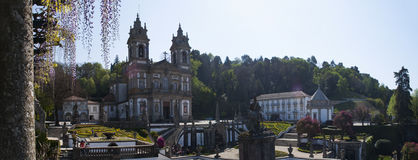 Braga, Portugal, péninsule ibérienne, l'Europe Photo libre de droits