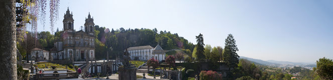 Braga, Portugal, péninsule ibérienne, l'Europe Photographie stock