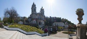 Braga, Portugal, péninsule ibérienne, l'Europe Images libres de droits
