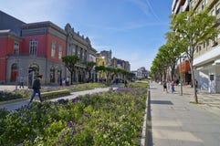 BRAGA PORTUGALIA, Kwiecień, - 23; 2015 Obraz Royalty Free