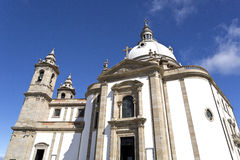 Braga Sanctuary of Sameiro Stock Photo