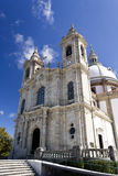 Braga Sanctuary of Sameiro Stock Images