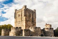 Bragança, OS Montes, Portugal de Tras Images libres de droits