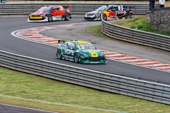 Bragantini Racing Stock Car Interlagos Brazil Royalty Free Stock Image