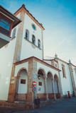 Braganza Church Royalty Free Stock Photos
