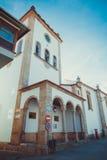 Braganza kościół Zdjęcia Royalty Free
