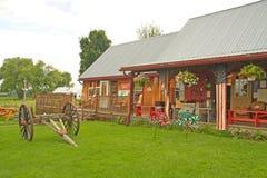 Bragg Farm Sugar House Stock Images