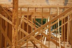 Braguero de madera Foto de archivo libre de regalías