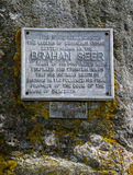 Brahan Seer Memorial Royalty Free Stock Image