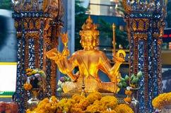 brahma寺庙 免版税图库摄影