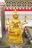 Brahma雕象 免版税库存照片