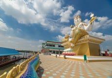 Brahma雕象 库存照片