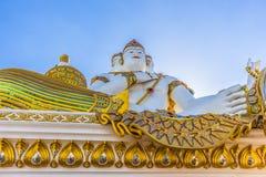 Brahma är skaparen av världen Arkivbilder