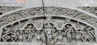 Brahma и другие божества стоковые изображения