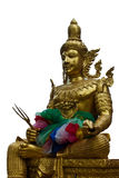 Brahma. Statue of Brahma. Brahma is a symbol of Hinduism royalty free stock photo