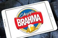 Brahma beer logo Stock Image
