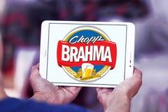 Brahma beer logo Stock Images